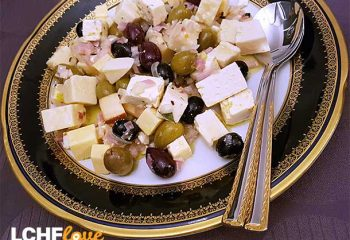 Marinated Cheese Plate