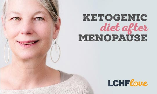 ketogenic diet, menopause