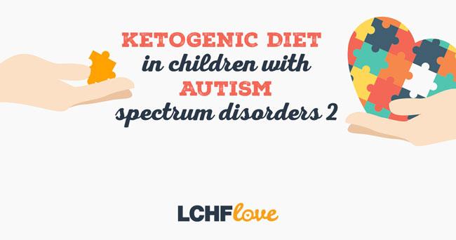 Ketogenic diet in children with autism spectrum disorders 2