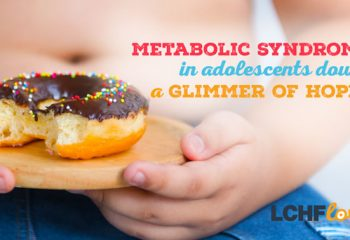 Metabolic Syndrome in adolescents down: a glimmer of hope?