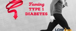 Taming type 1 diabetes with low carb diet