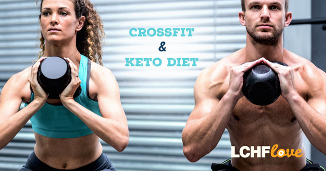 Crossfit and keto diet