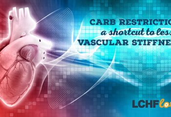 Carb restriction decreases vascular stiffness